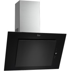 Campana Decorativa TEKA DVT 785 negro  con instalacion incluida