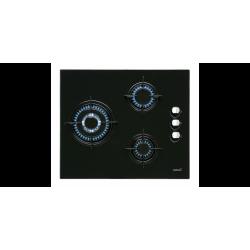 Encimera Cristal gas CATA CI 6021 BK